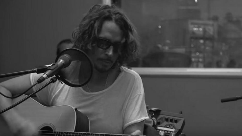 Chris Cornell Tot