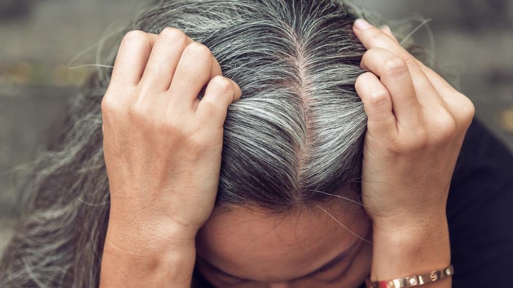 Naturfarben für Haare: Grauabdeckung nur bedingt möglich