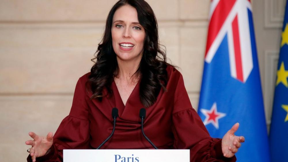 neuseelands premierministerin zahlt supermarkt rechnung. Black Bedroom Furniture Sets. Home Design Ideas