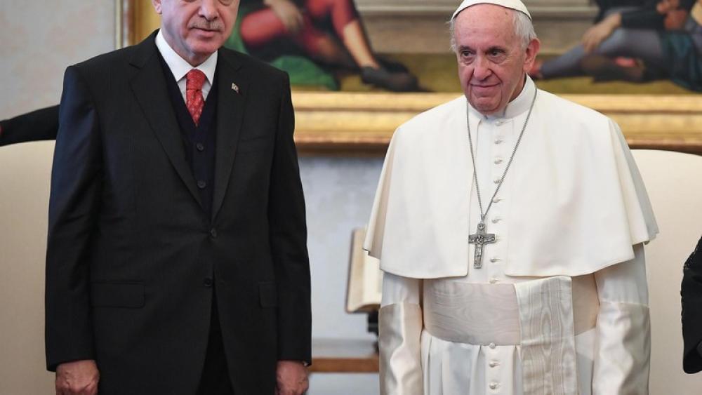 Erdogan Vatikan