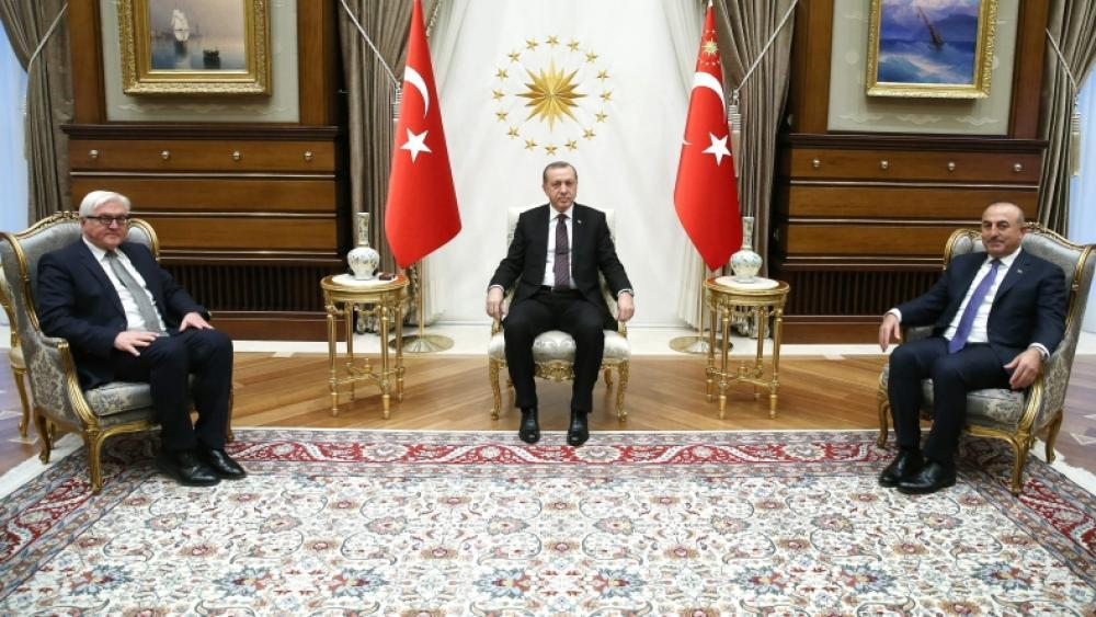 Türkischer Aussenminister