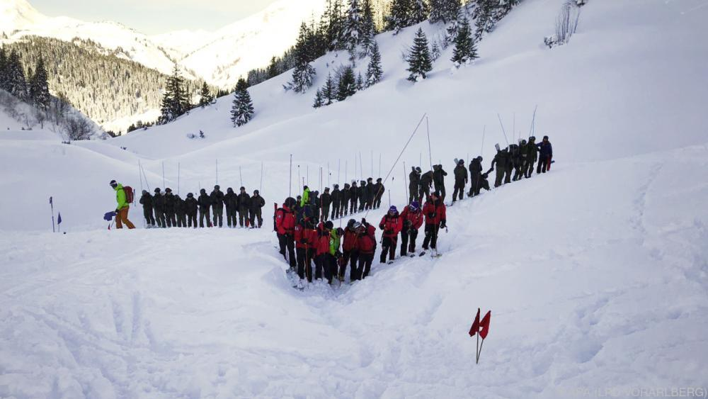 Skifahrer Tot