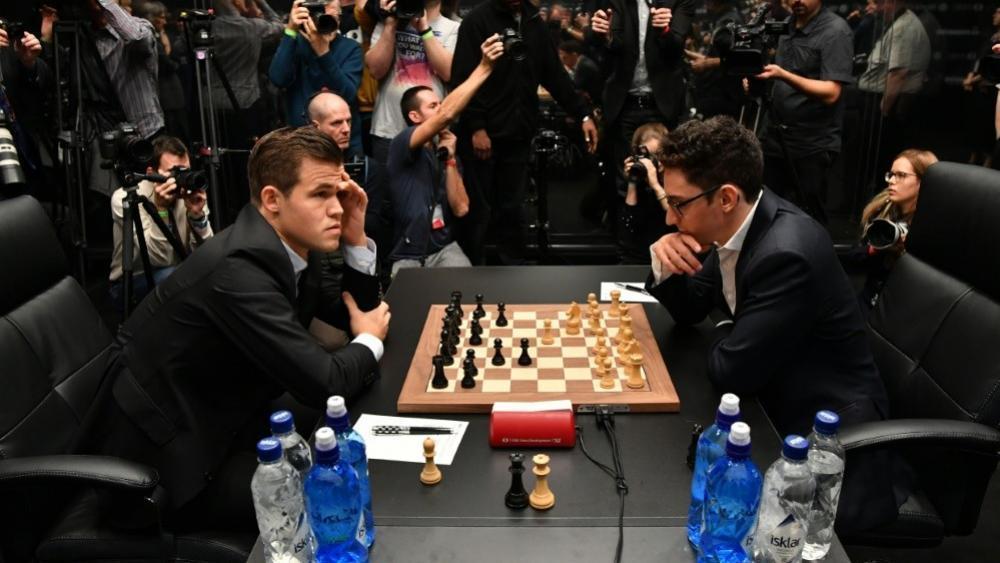 Remis Im Schach