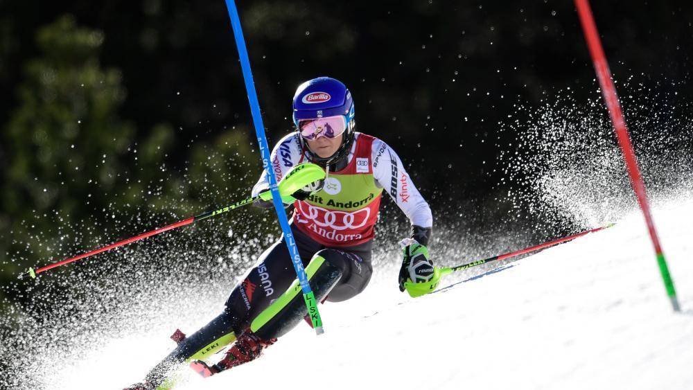 Liveticker: Damen-Slalom in Levi