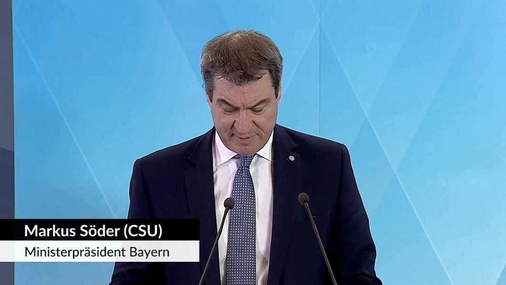 Coronabeschränkungen Bayern