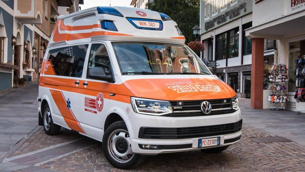 Baby Rettungswagen