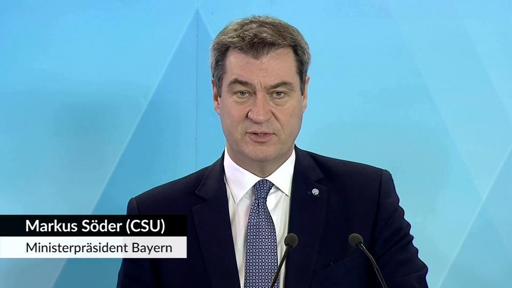 Katastrophenfall In Bayern