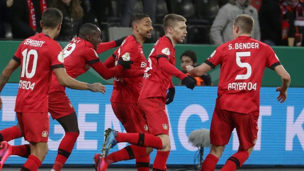 Saarbrücken Gegen Leverkusen