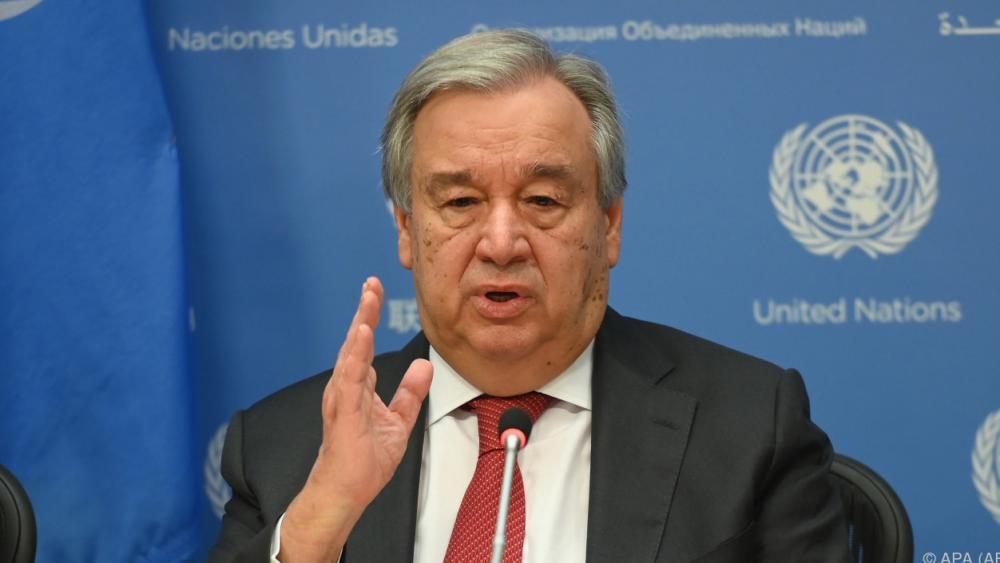 Generalsekretär Un