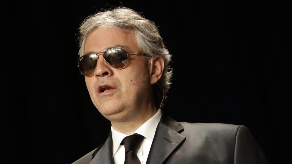 Andrea Bocelli Mailand