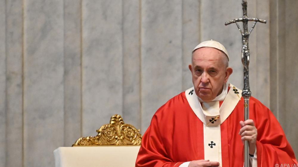 Papst Und Corona