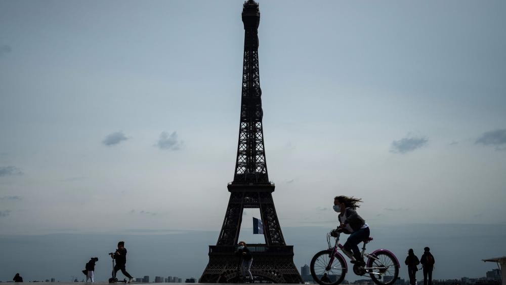Frankreich Lockerungen