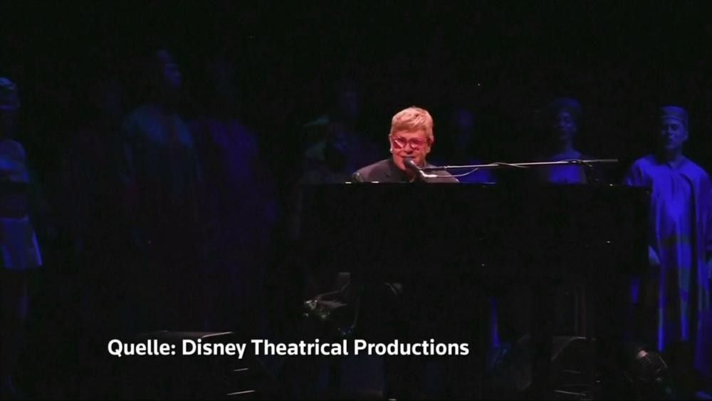 König Der Löwen Elton John