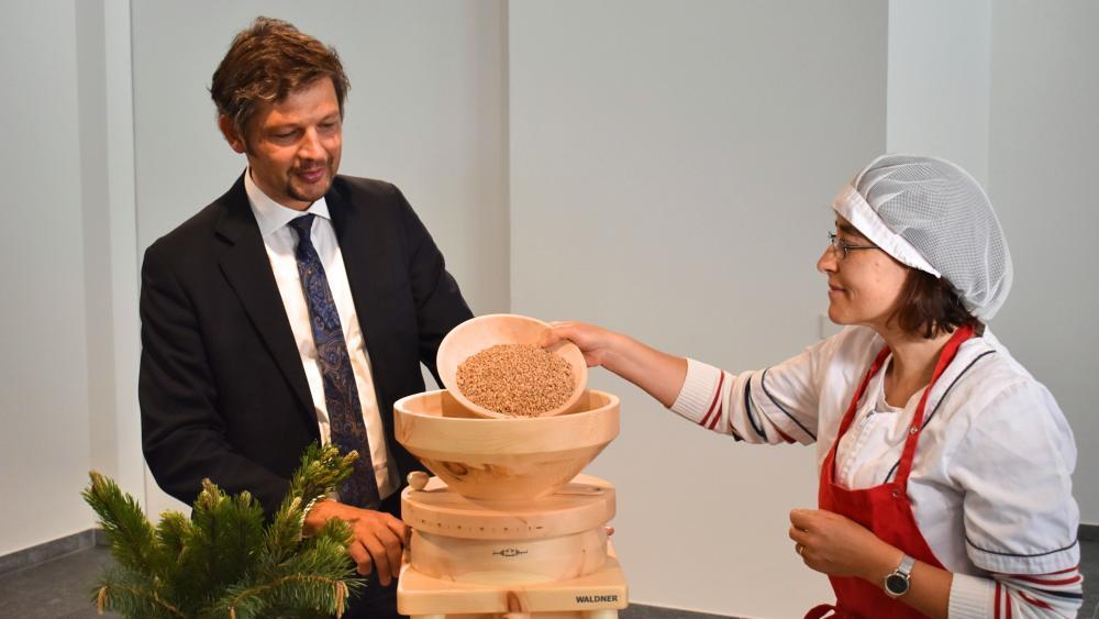 projekt für gesundes essen im kindergarten vorgestellt
