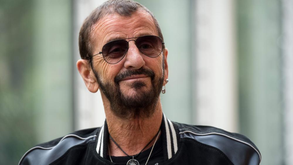 Peace, Love & Rock'n'Roll: Ex-Beatle Ringo Starr wird 80 ...
