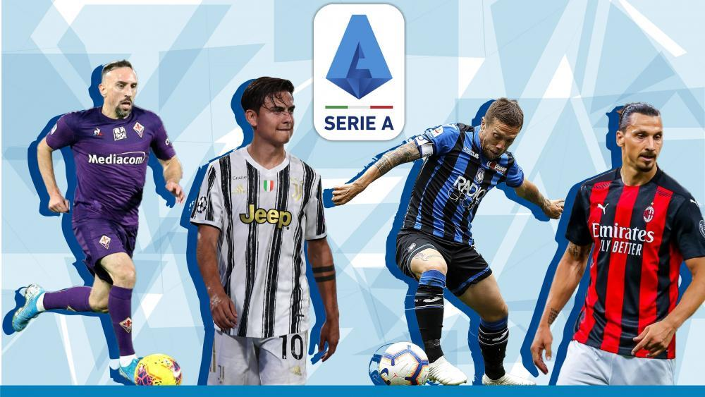 Ergebnisse Serie A