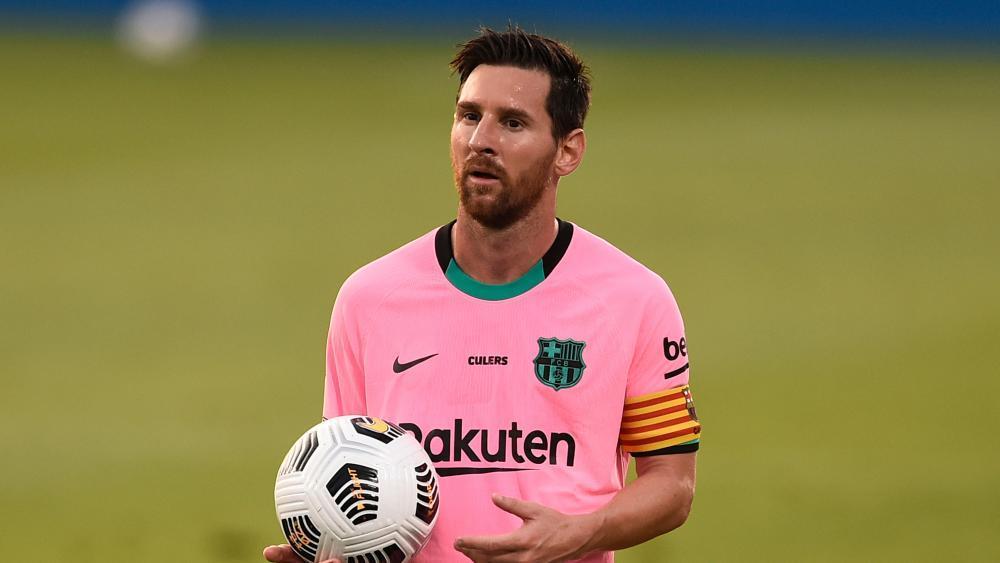 Nach Zoff mit Barca: Messi gibt Fehler zu