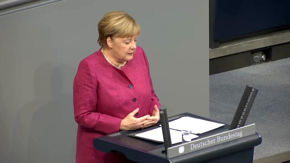 """Merkel: """"Wir stehen vor einer schwierigen Phase"""""""