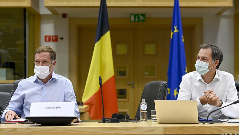 Koalition in Belgien 16 Monate nach Wahl vereinbart