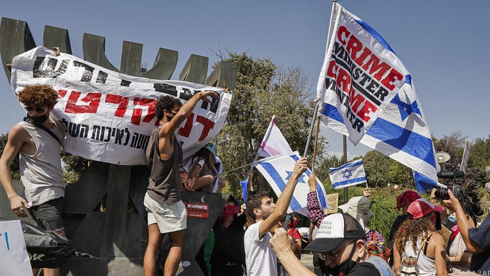 Israel schränkt wegen Coronavirus Demonstrationsrecht ein