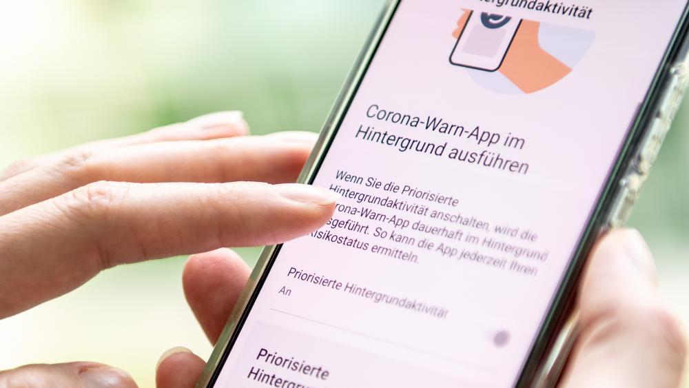 EU-Länder tauschen Daten der Corona-Warn-Apps aus