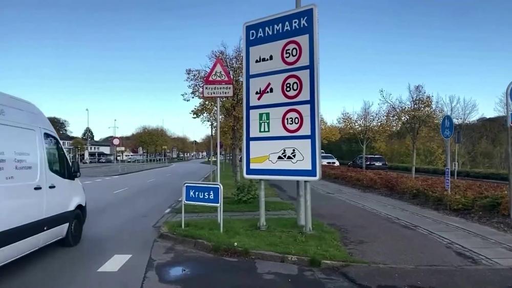 Dänemark Grenzöffnung Für Urlauber