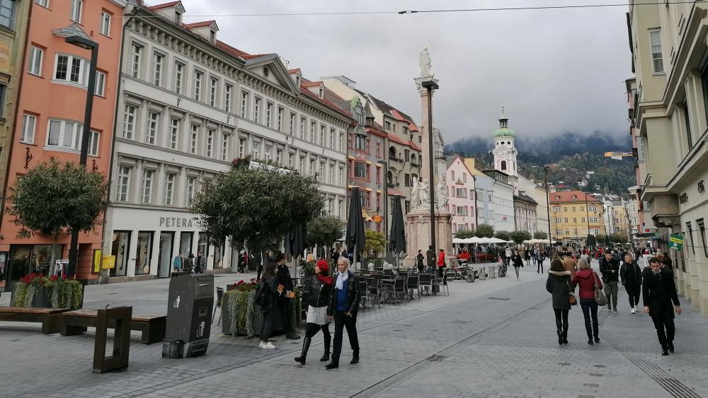 Innsbruck Corona