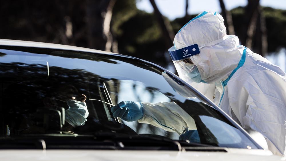Italien: 377 Todesfälle und 8824 Neuinfektionen