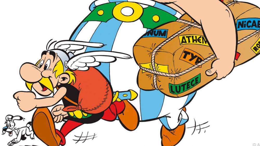 Asterix Neuer Band 2021