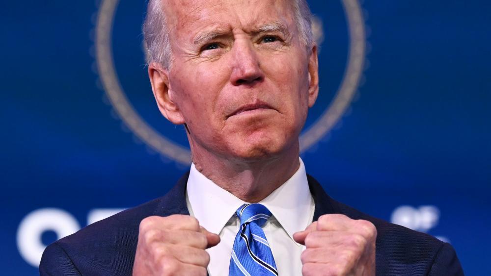 100 Tage Vollgas – Biden hat zum Start viel vor