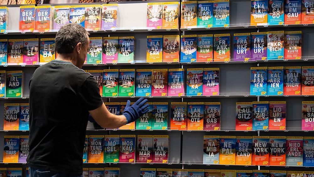 Frankfurter Buchmesse heuer wieder als Präsenzveranstaltung