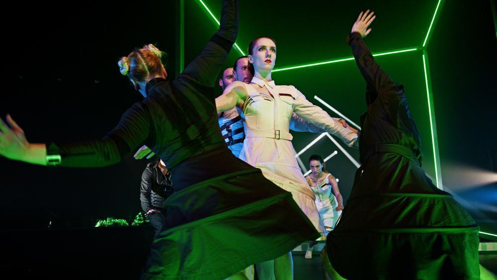 Letzter Aufführungsabend bei Tanz Bozen 2021