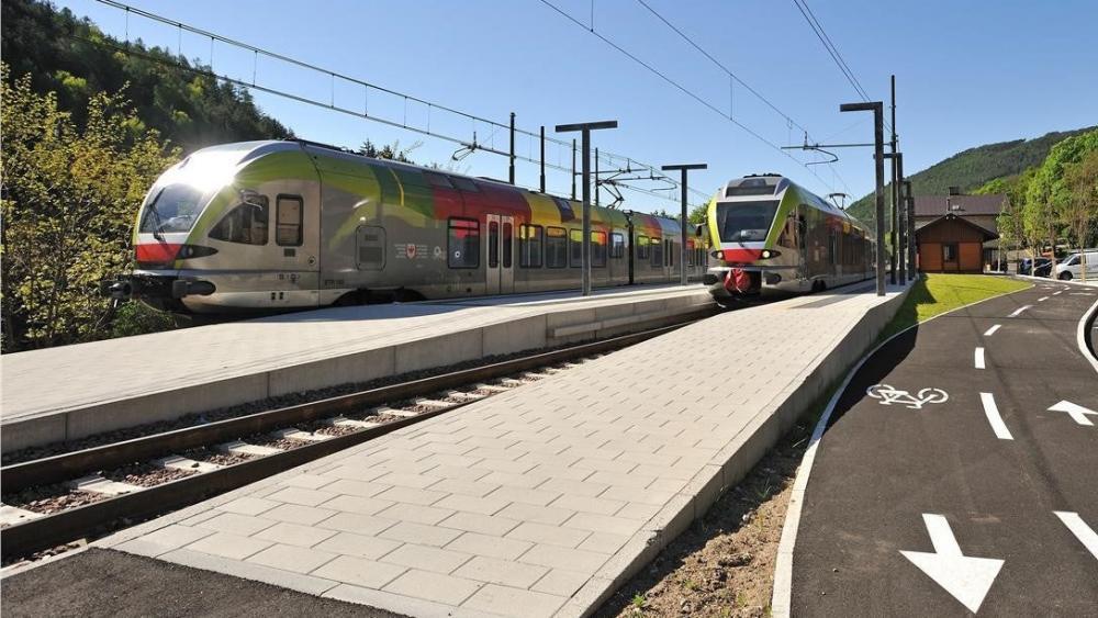 Landesregierung: Pustertalbahn hat Potenzial für Verkehrsverlagerung
