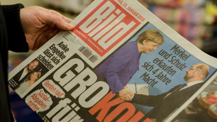 Bildzeitung Rätsel
