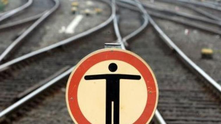 Züge Streiken