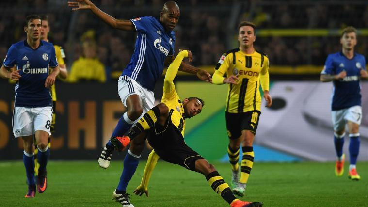 Revierderby Schalke Dortmund