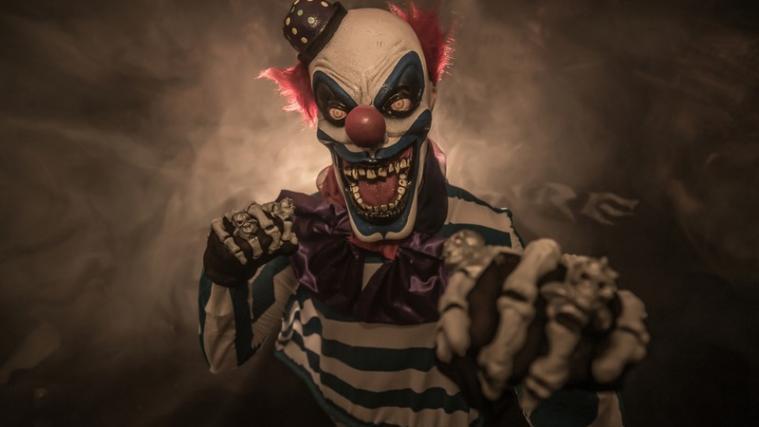 Horror Clown Nrw