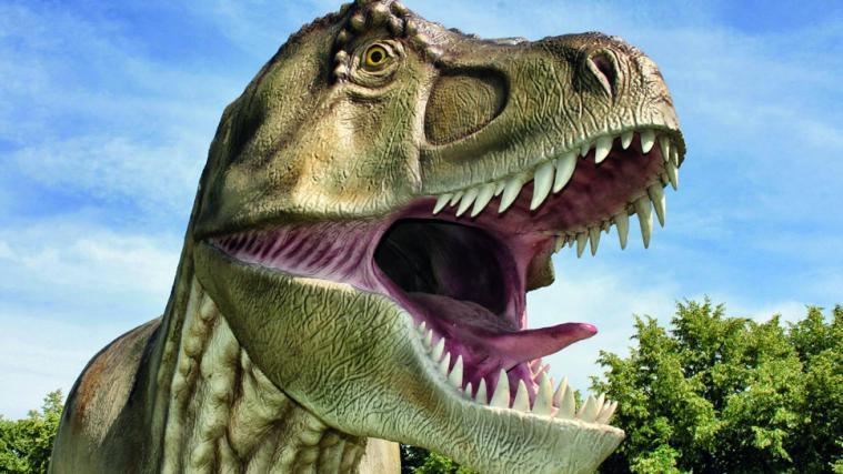 Dinoworld In Gfrill Tisens
