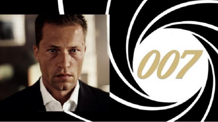 Til Schweiger James Bond