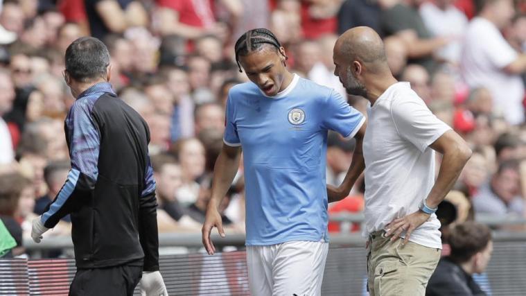 Sane Verletzung Liverpool