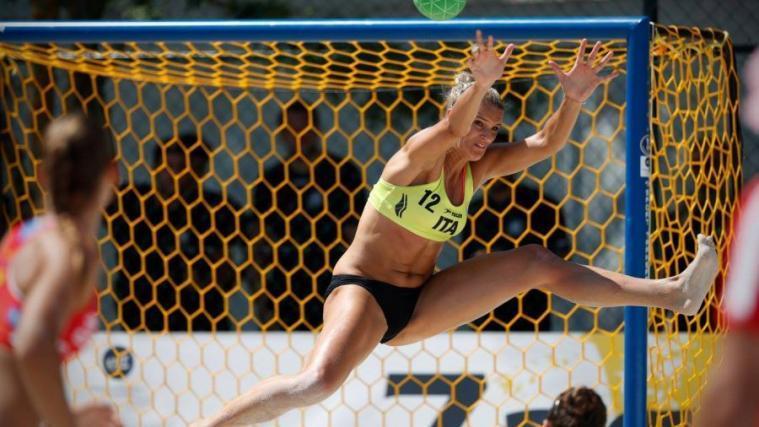 Handball Em Samstag