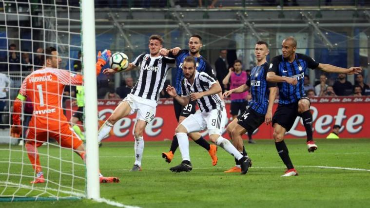 Juventus Gegen Inter
