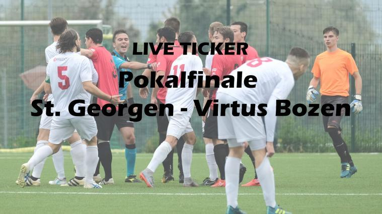 Liveticker Pokalfinale