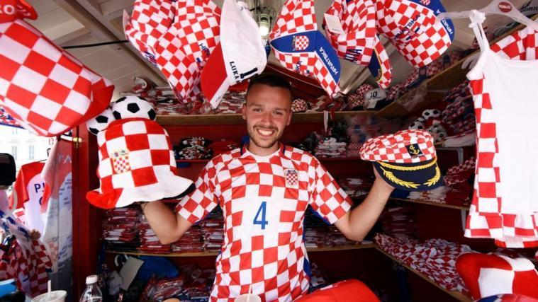 Russland Kroatien Live