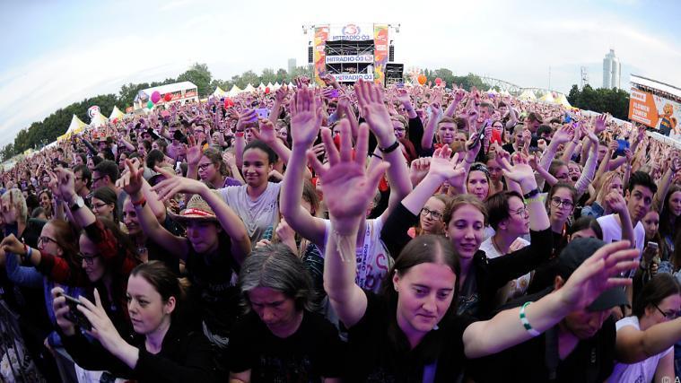 Wiener Donauinselfest Ende Juni 2020