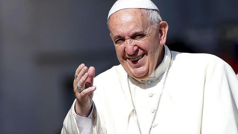 Bilder Papst Franziskus