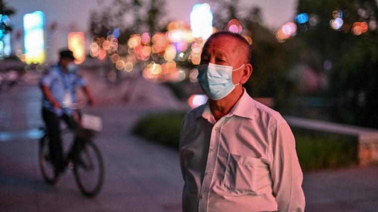 China Neuinfektionen