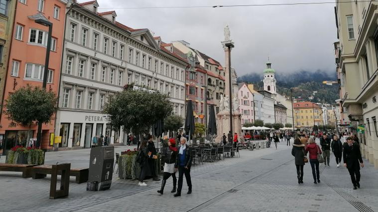 Corona Innsbruck