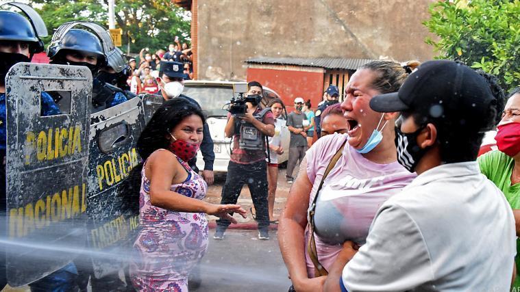 Kriminalität Paraguay